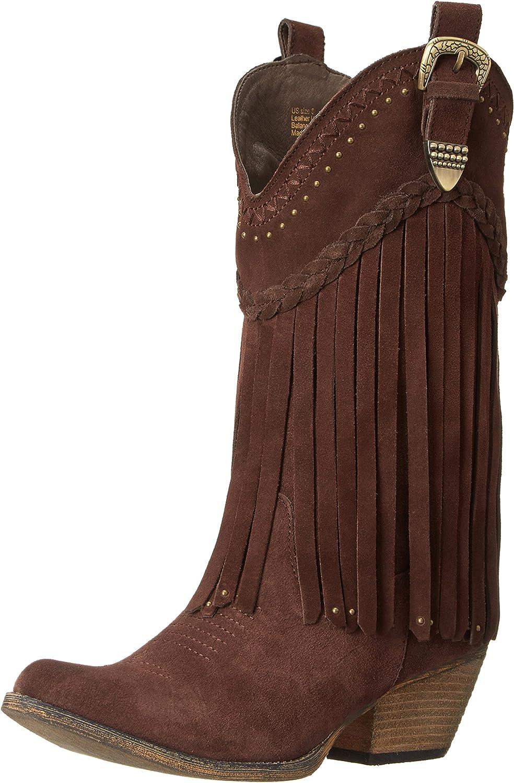 Very Volatile Women's Pasa Western Boot Tan