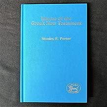 Idioms of the Greek New Testament (Biblical Languages Greek)