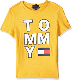 Tommy Hilfiger Boy's Multi Application AW Short Sleeve T-Shirt