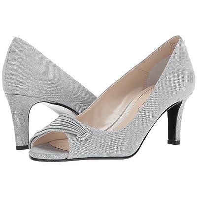 Caparros John (Silver Glimmer) High Heels