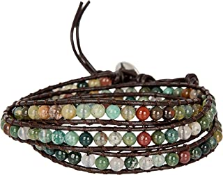 3 (Triple) Wrap Bead Bracelet for Women Collection
