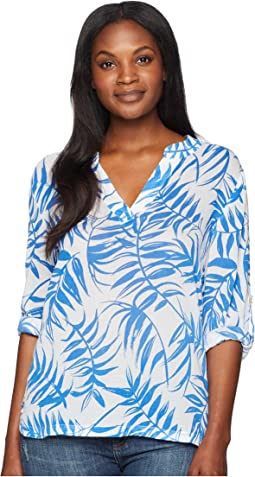 Fronds with Benefits Pullover
