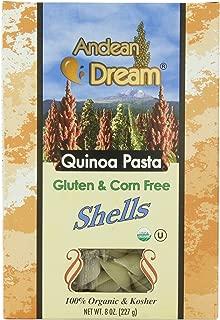 andean dream quinoa pasta ingredients