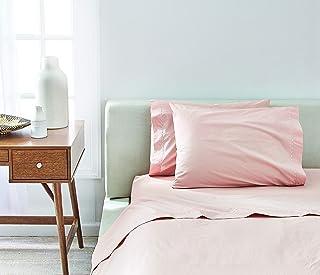 Splendid Home Sheet Collection Pillow case Set, California King, Pink Beige