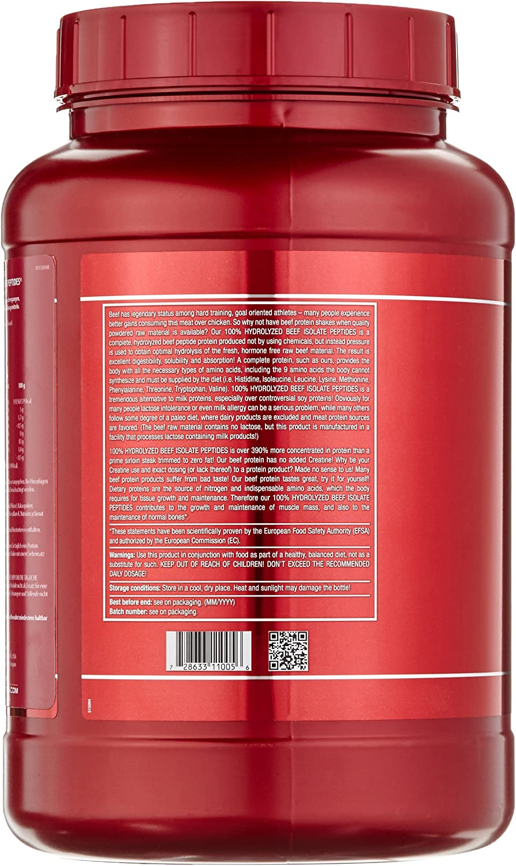 Scitec Nutrition 100% Beef Protein Concentrate Chocolate de ...