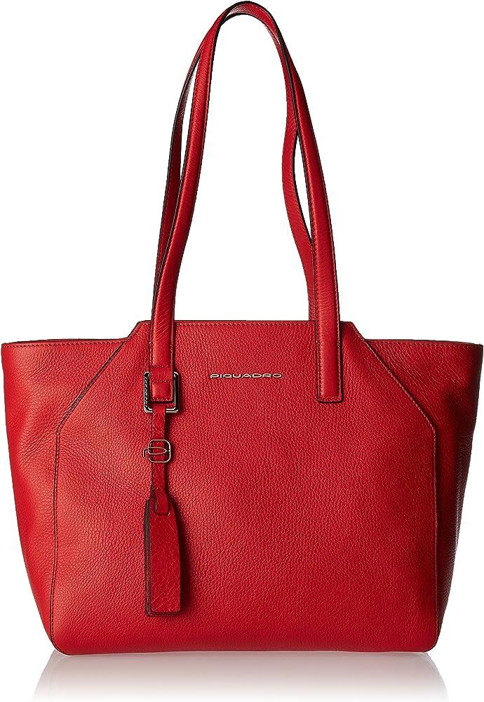 Piquadro,borsa per donna,in vera pelle BD4324MU