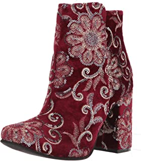 Best burgundy monkey boots Reviews