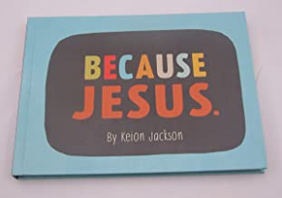 Hallmark Bok2194 Because Jesus By Keion Jackson