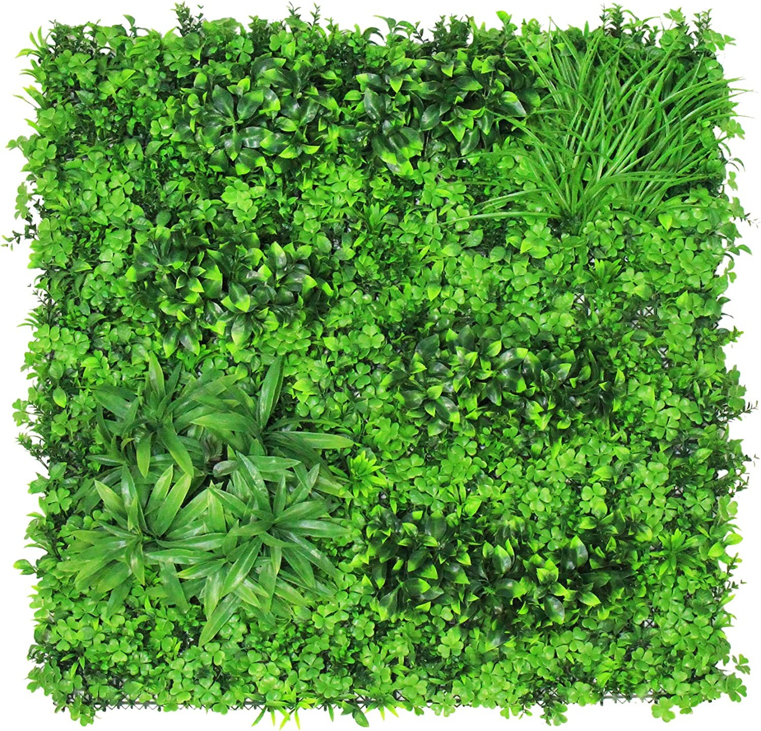 ULAND Max 51% OFF Artificial Greenery Hedegs Wall Faux Plant Fixed price for sale Ivy Backdrop