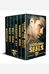 Stone Hard SEALs: Complete Collection Kindle Edition