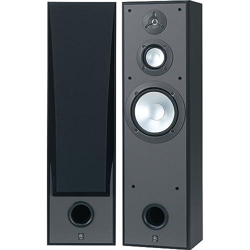 Yamaha Speaker System Ns-8390 (Black)