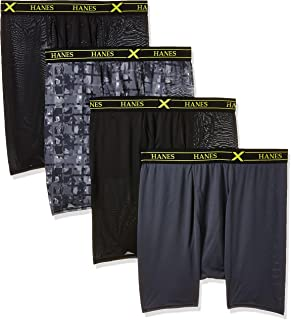 Hanes mens Ultimate X-Temp Performance Bb Bon Underwear