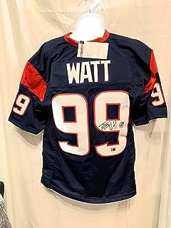 jj watt authentic jersey