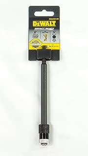 "DEWALT Spade Bit Extender 6"" DWA2509-6IR Maxfit 10X Magnetic Screwdriving Bit Holder"