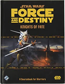 Star Wars Force and Destiny - Knights of Fate Role Play Game