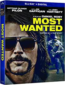 MOST WANTED arrives on Blu-ray and Digital September 22nd from Paramount