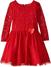 rare editions lace dress