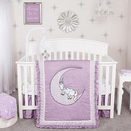 Purple Crib Bedding Sets Amazon Com
