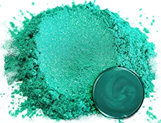 """Mica Powder Pigment """"Peace Lilly"""" (25g) Multipurpose DIY Arts and Crafts Additive 