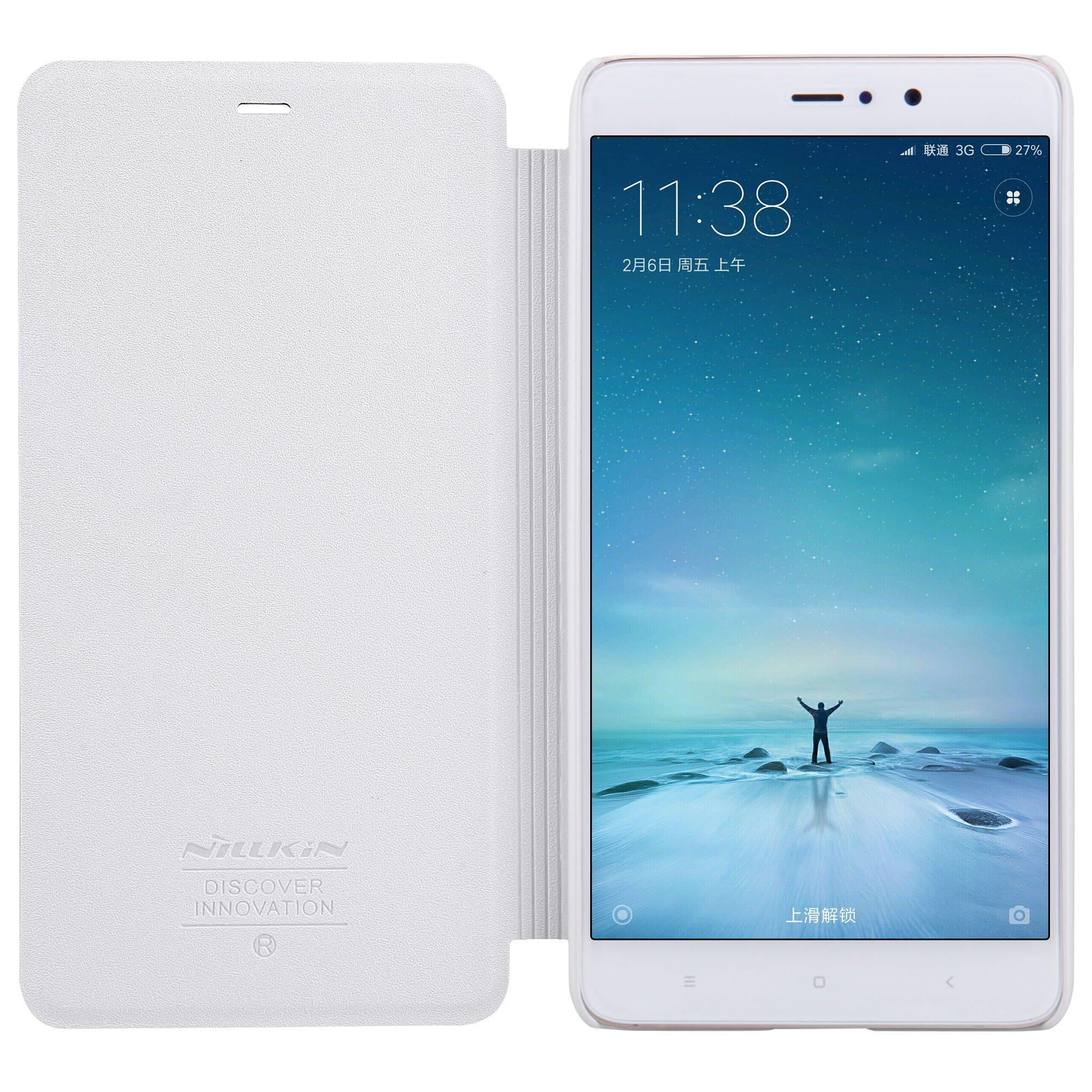 PU Cuero para Xiaomi Mi 5S plus Difícil Custodia ,BiLi® Libre de contaminación PU Cuero + PC Difícil Shell Super Slim Perfect Fit Premium Hard Protettiva Custodia: Amazon.es: Electrónica