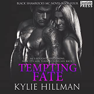 Tempting Fate: Black Shamrocks MC, Book 4