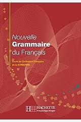 Nouvelle grammaire du français Format Kindle