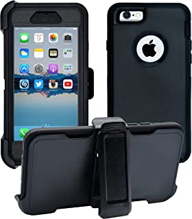 AlphaCell Cover Compatible with iPhone 6 / 6S (NOT Plus)   2-in-1 Screen Protector &..