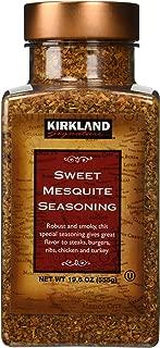 Kirkland Signature Sweet Mesquite Seasoning - 19.6 Oz
