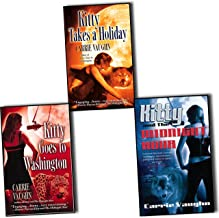 Kitty Norville series books: 3 books number 1, number 2, number 3 (Kitty and the Midnight Hour / Kitty Goes to Washington ...