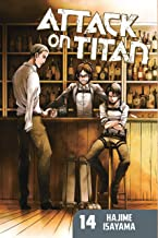 Attack on Titan Vol. 14 (English Edition)