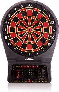 Arachnid Cricket Pro 750 Electronic Dartboard Features 36 Games with 175 Variations for up to 8 Players