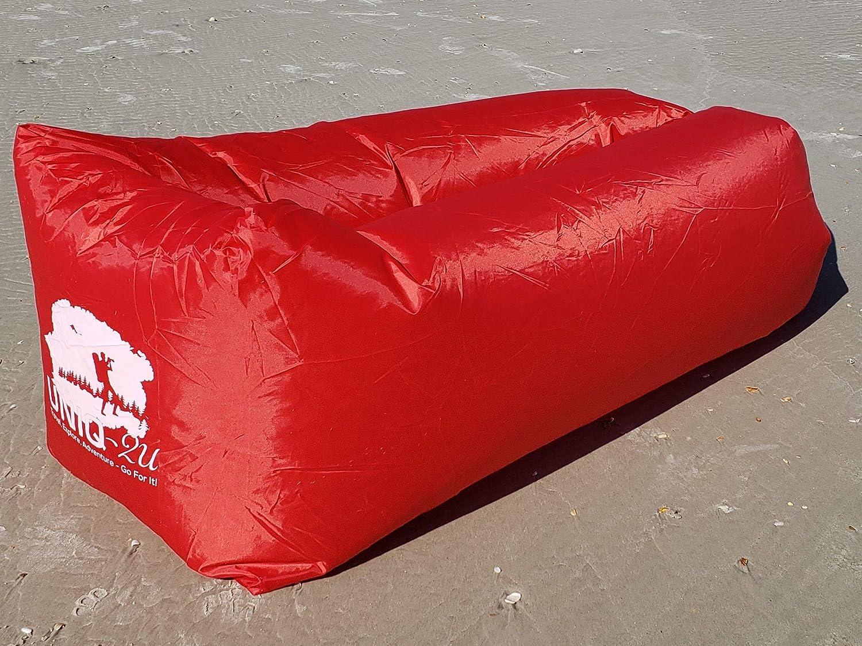 Uniq2U Inflatable Lounger Trust Direct stock discount - Portable Leak Proof Water Anti-Air