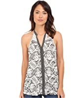 Brigitte Bailey - Damaris Sleeveless Printed Top