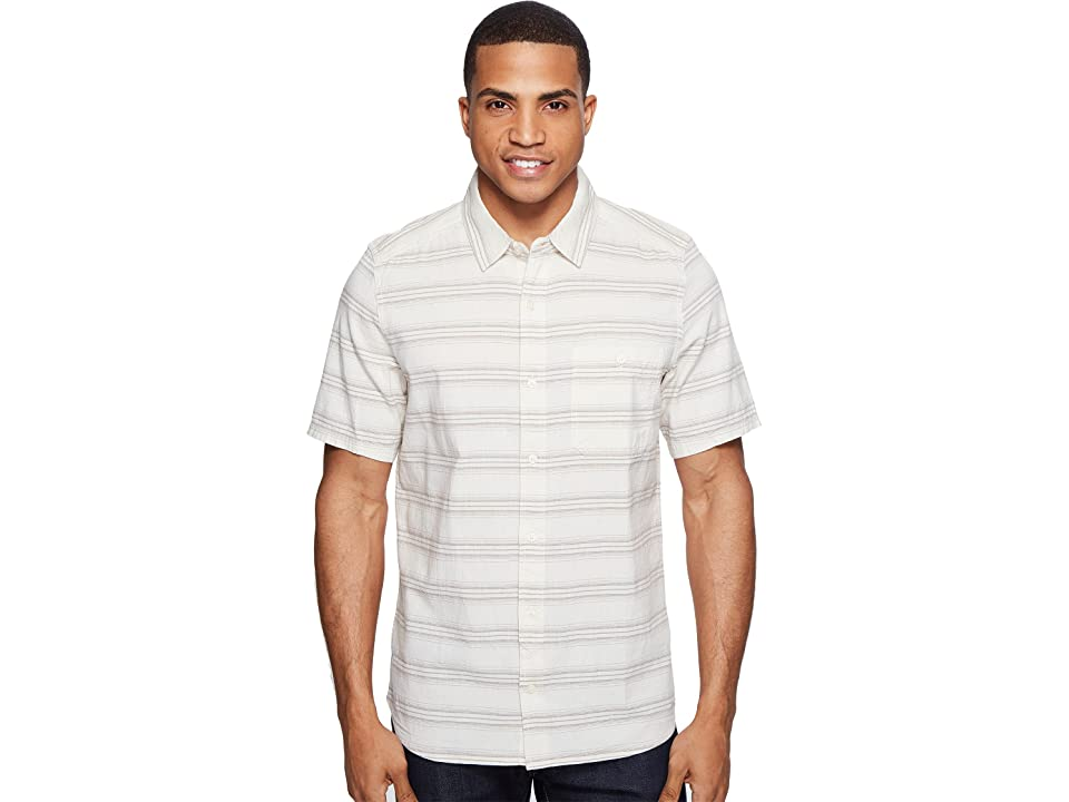 Toad&Co Hardscape S/S Shirt (Pelican) Men