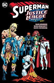 Superman and the Justice League America Vol. 2 (Justice Leag