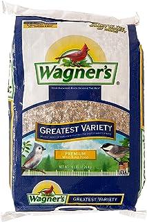 Wagner`s 62059 Greatest Variety Blend Wild Bird Food, 16-Pound Bag