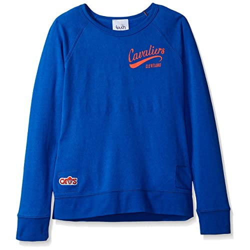 Touch by Alyssa Milano NBA Cleveland Cavaliers Women s Dugout Reversible  Pullover Sweatshirt c63ae6b45
