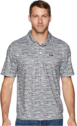 Printed Athletic Tech Polo