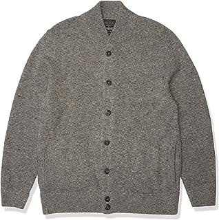 Pendleton Men's Shetland Bomber Style Cardigan Sweater