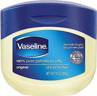 Vaseline Pure Petroleum Jelly 100% Pure Original - 13 Ounces