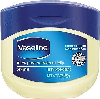 Vaseline Petroleum Jelly, Original, 13 oz (3 pack)