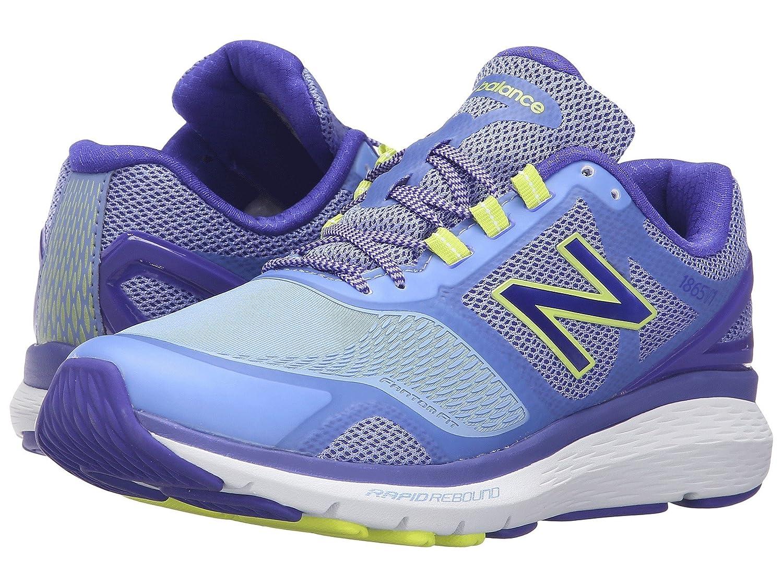 (ニューバランス) New Balance メンズランニングシューズ?スニーカー?靴 WW1865v1 Purple パープル 7.5 (25.5cm) 2A