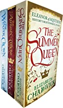 Eleanor of Aquitaine trilogy Books Collection Set By Elizabeth Chadwick ( The Autumn Throne , The Winter Crown & The Summe...