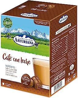 Central Lechera Asturiana Cápsulas de Café con Leche - 4
