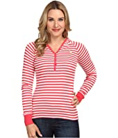 U.S. POLO ASSN. Baby Rib Cotton Striped Pullover Hoodie