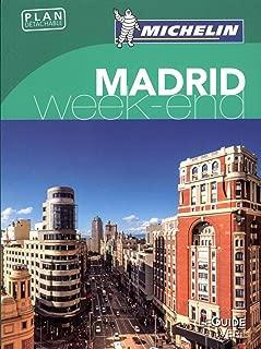 Michelin Madrid : Guide Vert Week-end