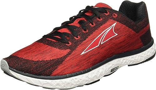 Altra , Chaussures de Course pour Homme Rouge rouge