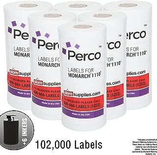 monarch 1153 labels