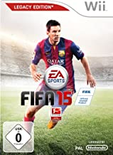 Electronic Arts FIFA 15 Legacy Edition, Wii - Juego (Wii, Nintendo Wii, Deportes, DEU)