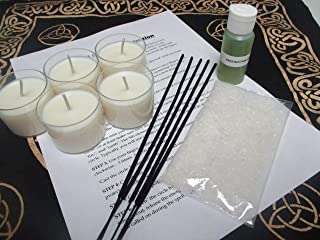Circle Casting Kit ~ Circle Of Protection Ritual Set ~ Altar Kit ~ Witchcraft Kit ~ Wicca Ritual Kit ~ Witchcraft Supply ~ Wicca Spell Kit